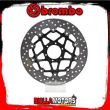 78B40825 FRONT BRAKE DISC BREMBO HONDA CBR F 1999-2000 600CC FLOATING