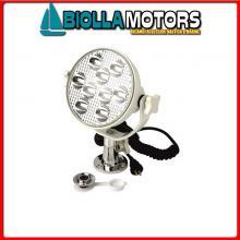 2121016 FARO POWER LED 9X3W Faro White Eye LED