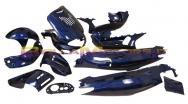 STR-943/BL SET CARENE RUNNER 13pezzi blu