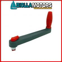 3750225 MANIGLIA MTM SINGLE GRIP L250< Manovella Base Single Grip