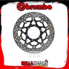 78B40867 FRONT BRAKE DISC BREMBO HONDA CBR RR 2003- 600CC FLOATING