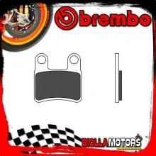 07GR82CC PASTIGLIE FRENO POSTERIORE BREMBO KYMCO MAXXER (PARKING BRAKE) 2008-2010 400CC [CC - SCOOTER CARBON CERAMIC]