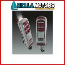 1215303 PULSANTIERA 4P LED Q Pulsantiere Stagne Multiuso HRC