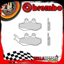 07012 PASTIGLIE FRENO ANTERIORE BREMBO RIEJU RS1 CASTROL 2001- 50CC [ORGANIC]