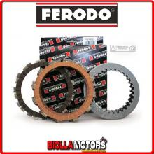 FCS1222/3 SERIE DISCHI FRIZIONE FERODO YAMAHA YZ-F 600 R6 600CC 2010- CONDUTTORI + CONDOTTI RACE