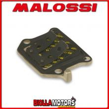 277441.C0 VALVOLA LAMELLARE MALOSSI VL10 GARELLI SR 50 2T LAMELLE CARBONIO 0,30MM -