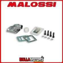 206635 KIT COLLETTORE ASPIRAZIONE MALOSSI VL1 D. 12 - 15 GARELLI BASIC 50 - -