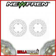 DF5262AV DISCO FRENO POSTERIORE NEWFREN TRIUMPH BONNEVILLE 790cc (carb) T100 up to Eng No 211132 2002-2004 FISSO