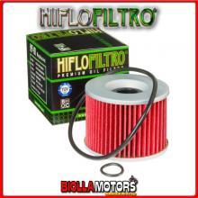 HF401 FILTRO OLIO MOTO GUZZI 350 Quattro / 354 4T 1974-1975 350CC HIFLO