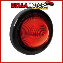 98460 LAMPA LUCE INGOMBRO A 9 LED, 24V - ROSSO
