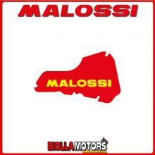 1411425 SPUGNA FILTRO RED SPONGE MALOSSI PIAGGIO LIBERTY 125 4T euro 0-1 <-1999