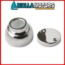 0336101 FERMAPORTE MAGNETICO OTTONE CR Fermaporte Magnetico Mag0