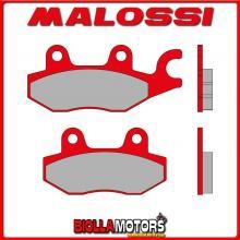 6215078 PASTIGLIE FRENO MALOSSI MHR ANTERIORI WT MOTORS BILBAO 50 4T (PEDA 139QMB)