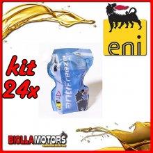 KIT 24X LITRO LIQUIDO RADIATORE ENI ANTIFREEZE READY - 24x E161172
