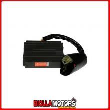 1759603 REGOLATORE DI TENSIONE MOTO MORINI GT 1200CC 2010 12V trifase 7 cavi 12V/CC equivalente SH 579A-11/H 689-DA/SH 611-12