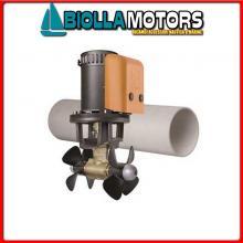 4735140 KIT BOW PROPELLER Q140-40 12V ROCKER Kit Completo Bow Propeller Quick