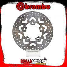 68B407B2 DISCO FRENO ANTERIORE BREMBO KYMCO AGILITY R16 2008- 50CC FISSO