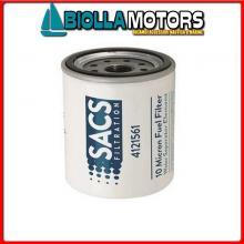 4121561 CARTUCCIA FILTRO GH-S3227M< Cartuccia Universale Sacs AquaStop V1