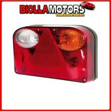 41510 LAMPA DELUXE, FANALE POSTERIORE 8 FUNZIONI 12V - DESTRO