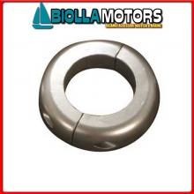 5156025 ANODO COLLARE ASSE THIN D25 Anodi a Collare Thin