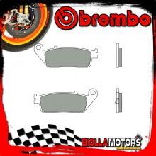 07098CC PASTIGLIE FRENO POSTERIORE BREMBO KYMCO XCITING 2012- 400CC [CC - SCOOTER CARBON CERAMIC]
