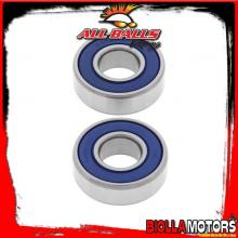 25-1143 KIT CUSCINETTI RUOTA ANTERIORE Suzuki RG125 (Euro) 125cc 1992-1994 ALL BALLS