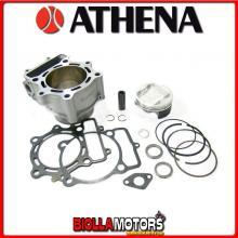 P400220100002 GRUPPO TERMICO 300cc 83mm Big Bore ATHENA HUSQVARNA TE 250 Husqvarna Engine 2003-2005 250CC -
