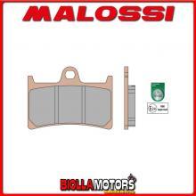 6215022 COPPIA PASTIGLIE FRENO MALOSSI Anteriori YAMAHA T MAX 500 ie 4T LC 2008->2011 Anteriori ** OMOLOGATE **