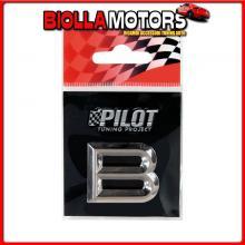 07062 PILOT 3D LETTERS TYPE-2 (26 MM) - B