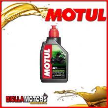 105960 1 litro OLIO MOTUL SCOOTER EXPERT 4T 10W40 MA 4-STROKE MOTOR OIL