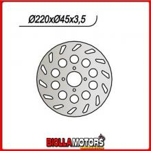 659015 DISCO FRENO ANTERIORE NG RIEJU RS 1 AM 50CC 1995/1996 015 220-64-45-3,5-4-