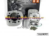 S6-7416607.RC-1 Gruppo termico Stage6 RACING 70cc MKII, Spinotto 10mm, Minarelli AC (PREPARATO IN SERIE LIMITATA DAL REPARTO CO