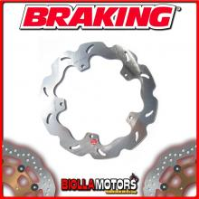 WF8509 REAR BRAKE DISC BRAKING PEUGEOT GEOPOLIS 500cc 2008-2012 WAVE FIXED