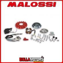 5516952 ACCENSIONE VESPOWER MALOSSI CONO 19 VESPA SPECIAL 50 VOLANO 1,2KG -