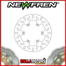 DF5189A DISCO FRENO POSTERIORE NEWFREN APRILIA PEGASO 650cc IE 2001-2004 FISSO