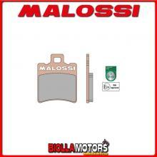 6215007BS COPPIA PASTIGLIE FRENO MALOSSI Anteriori ATALA HACKER 50 2T MHR SYNT Anteriori - per veicoli PRODOTTI 1995 --> ** OMOL