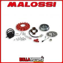 5516956 ACCENSIONE VESPOWER MALOSSI CONO 20 VESPA PX E 200 2T VOLANO 0,9KG -