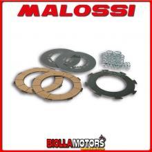 5216511 SERIE DISCHI FRIZIONE MALOSSI (7MOLLE) VESPA PX 125 2T euro 3