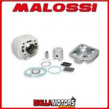 318403 GRUPPO TERMICO MALOSSI 50CC D.40 AEON MOTOR COBRA 50 2T (AT70) ALLUMINIO SP.10