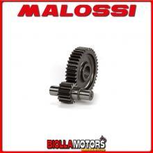 679614 MALOSSI GILERA RUNNER FX 125 2T LC SECONDARY GEAR HTQ z 15/41 (DENTATO-Ø 17)