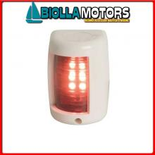 2113365 FANALE LED RED WHITE< Fanali di Navigazione (CE) Mini LED White