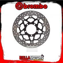 78B40862 DISCO FRENO ANTERIORE BREMBO TRIUMPH DAYTONA 2006-2012 675CC FLOTTANTE