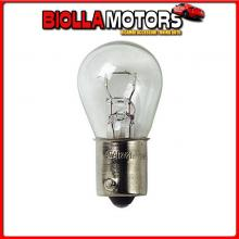 91520 LAMPA 12V LAMPADA 1 FILAMENTO - P21W - 21W - BA15S - 2 PZ - D/BLISTER