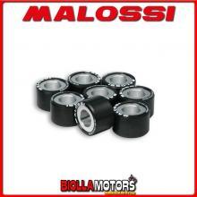 6615657.F0 8 RULLI RULLI VARIATORE MALOSSI D. 29,8X19,8 GR. 22 BMW C GT 650 IE 4T LC EURO 3 <-2015 - -