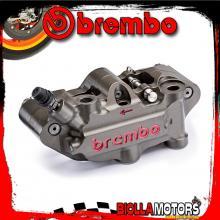 XA1K480 PINZA FRENO SX RADIALE BREMBO CNC MOTOCROSS P4 Ø26/28 40mm [ANTERIORE]