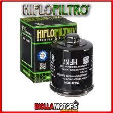 HF197 FILTRO OLIO PGO 125/150 Aloro - 125CC HIFLO