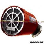 324547 FILTRO DOPPLER SYSTEM ROSSO ATTACCHI 28 + 35MM