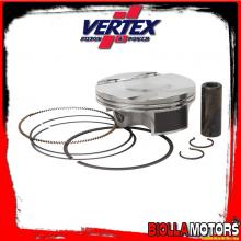 23860A PISTONE VERTEX 94,95mm 4T HC HUSABERG FE450 Compr 12,4:1 2014- 450cc (set segmenti)
