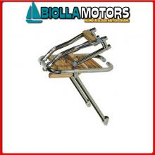 0511301 PLANCIA/SCALETTA 2GR Plancette Tinox Mini