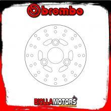 68B40710 DISCO FRENO ANTERIORE BREMBO PEUGEOT LUDIX SNAKE 2003- 50CC FISSO